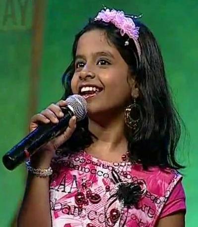 Vijay tv super singer yazhini