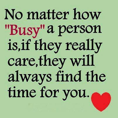 no-matter-busy-wil always find time