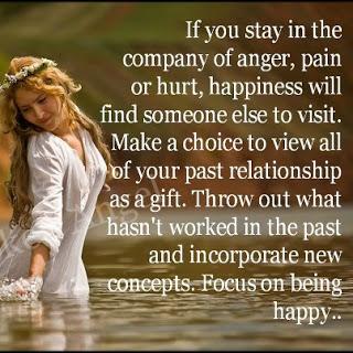 anger-focus on happy