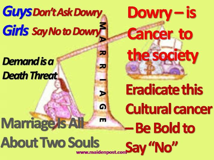 611 Words Essay on Dowry System: A Curse Or The Social Devil Dowry