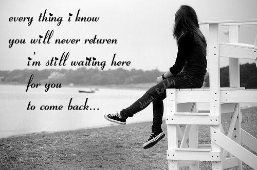 will not return-stil waiting