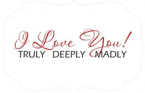i love u-deeply