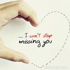 i cant stop missng u
